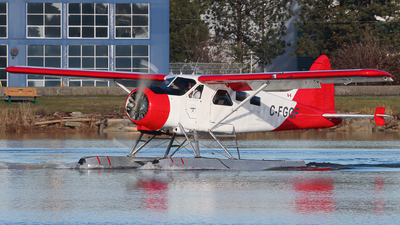 C-FGQF - De Havilland Canada DHC-2 Mk.I Beaver - Private
