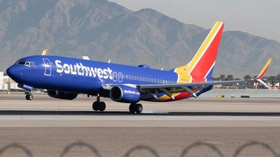 A picture of N8306H - Boeing 7378H4 - Southwest Airlines - © Felipe García