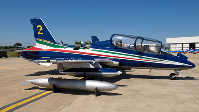 MM54480 - Aermacchi MB-339PAN - Italy - Air Force