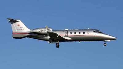 OE-GVH - Bombardier Learjet 60 - VistaJet