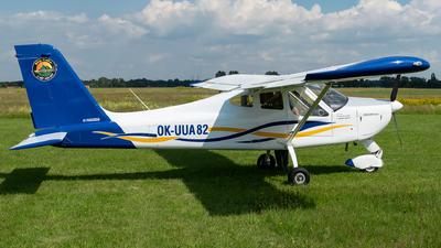 OK-UUA82 - Tecnam P92 Echo Super - Private