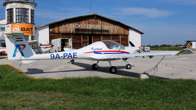 9A-PAE - Diamond DA-20-A1 Katana - Private