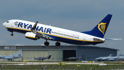 EI-ENV - Boeing 737-8AS - Ryanair