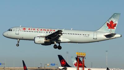 A picture of CFKCK - Airbus A320211 - [0265] - © Tianyi Liu