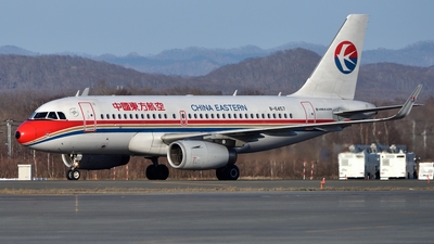 B-6457 - Airbus A319-115 - China Eastern Airlines