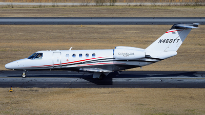 N460TT - Cessna 525C CitationJet 4 - Private