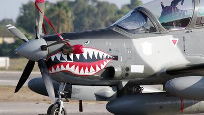 PT-ZZM - Embraer A-29B Super Tucano - Embraer