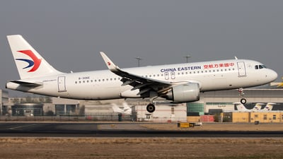B-306E - Airbus A320-251N - China Eastern Airlines