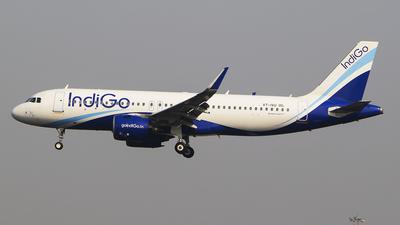 A picture of VTIVU - Airbus A320271N - IndiGo - © Akshay M
