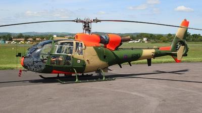 ZB671 - Westland Gazelle AH.1 - United Kingdom - Army Air Corps