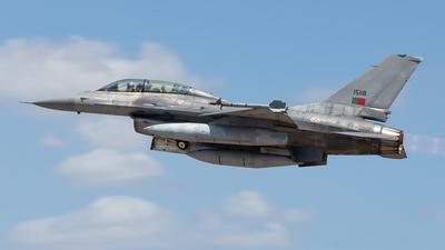 15118 - General Dynamics F-16BM Fighting Falcon - Portugal - Air Force