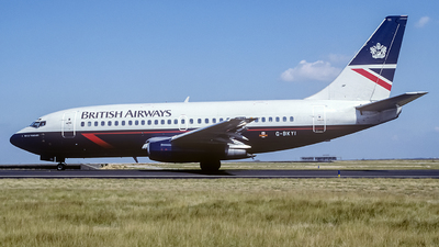 G-BKYI - Boeing 737-236(Adv) - British Airways
