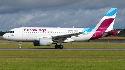 A picture of DABGR - Airbus A319112 - Eurowings - © marfi80