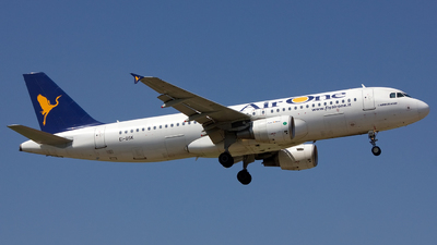 EI-DSK - Airbus A320-216 - Air One