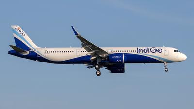 D-AZAH - Airbus A321-271NX - IndiGo Airlines