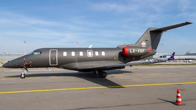 LX-VGF - Pilatus PC-24 - Flying Group