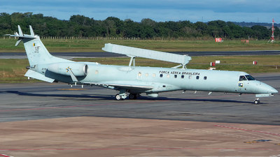 FAB6702 - Embraer R-99A - Brazil - Air Force