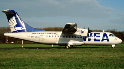 SP-KCA - ATR 42-300 - White Eagle Aviation