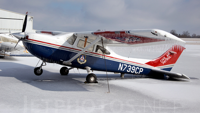 A picture of N739CP - Cessna 182T Skylane - Civil Air Patrol - © Glen Novitsky