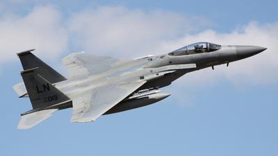 84-0019 - McDonnell Douglas F-15C Eagle - United States - US Air Force (USAF)
