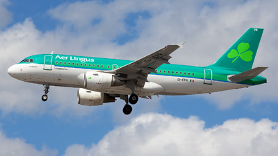 EI-EPR - Airbus A319-111 - Aer Lingus