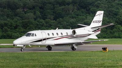 A picture of N503QF - Cessna 560XL Citation Excel - Delta Private Jets - © Erik Goodfellow