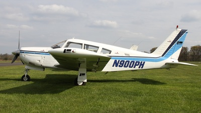 N900PH - Piper PA-28R-180 Cherokee Arrow - Private