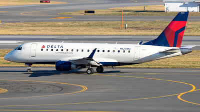 N824MD - Embraer 170-100SU - Delta Connection (Republic Airlines)