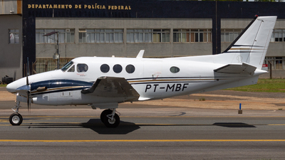 PT-MBF - Beechcraft C90GT King Air - Private
