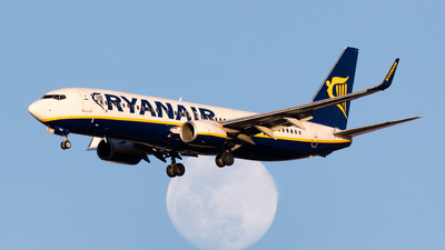 EI-EVG - Boeing 737-8AS - Ryanair
