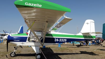 24-3326 - Skyfox CA-25N Gazelle - Private