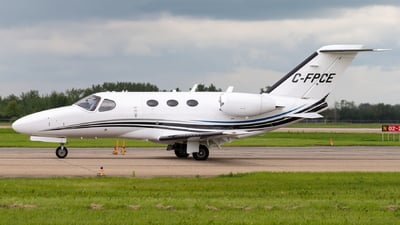 C-FPCE - Cessna 510 Citation Mustang - Private