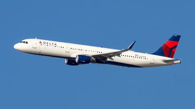 A picture of N308DN - Airbus A321231 - Delta Air Lines - © Oliver Richter