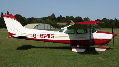 G-BPWS - Cessna 172P Skyhawk II - Private