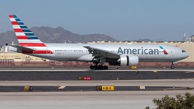 N786AN - Boeing 777-223(ER) - American Airlines