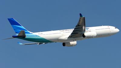 PK-GPC - Airbus A330-341 - Garuda Indonesia