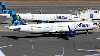N948JB - Airbus A321-231 - jetBlue Airways