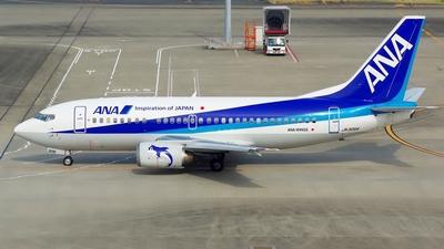 JA306K - Boeing 737-54K - ANA Wings