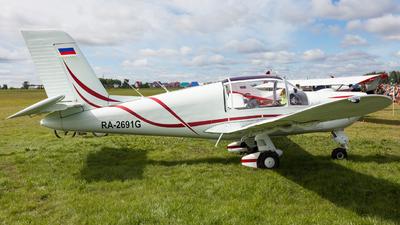 RA-2691G - Socata Rallye 150ST - Private