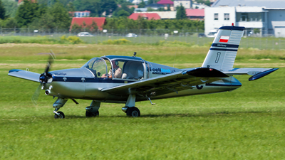 SP-CYC - Morane-Saulnier MS-880B Rallye Club - Private