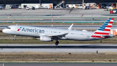 A picture of N114NN - Airbus A321231 - [6046] - © Alex Crail