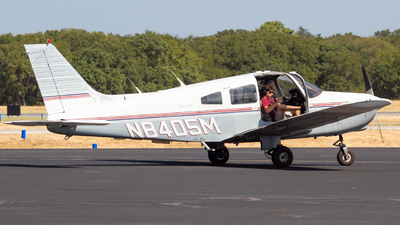 A picture of N8405M - Piper PA28161 - [288116254] - © Saul Hannibal