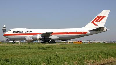 PH-MCN - Boeing 747-228F(SCD) - Martinair Cargo