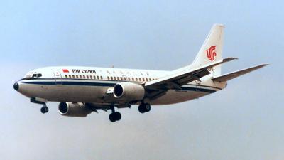 B-2535 - Boeing 737-3J6 - Air China
