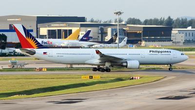 RP-C3333 - Airbus A330-301 - Philippine Airlines