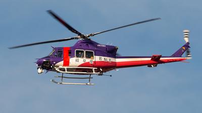 JA119V - Bell 412EP - Japan - Gifu Prefecture