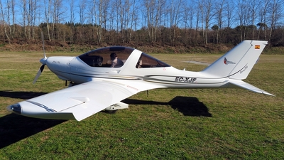 EC-XJF - TL Ultralight TL-2000 Sting S4 - Private