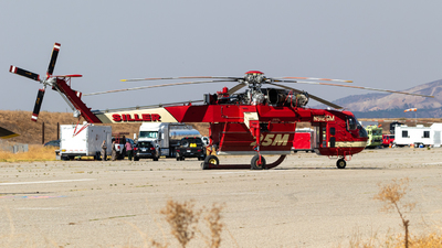 N9125M - Sikorsky CH-54A Skycrane - Siller Helicopters
