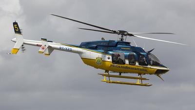 PT-YZD - Bell 407 - Brazil - Highways Federal Police