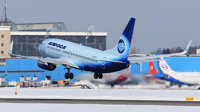 EI-GCV - Boeing 737-7CT - Alrosa Airlines